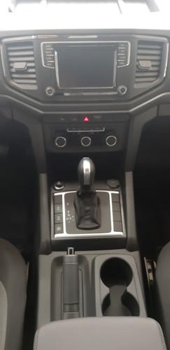 volkswagen amarok dc 2.0 tdi 140cv trendline 4x2 0km (el)