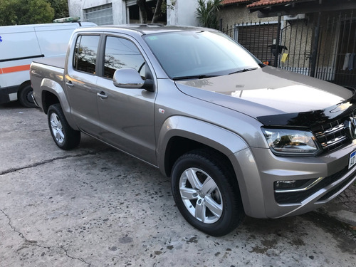 volkswagen amarok dc 2.0l tdi 180cv highline 4x4 manual