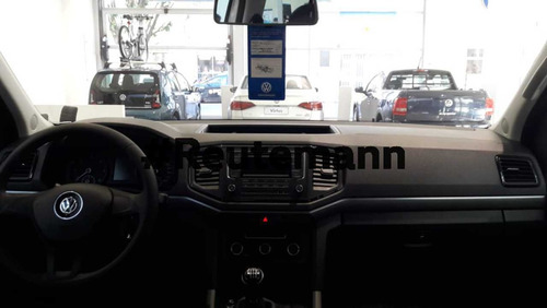 volkswagen  amarok doble cabina okm 2019 plan cuota pactada