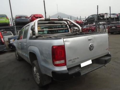 volkswagen amarok en desarme