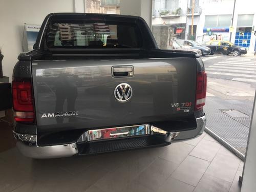 volkswagen amarok extreme 0km 4x4 aut 258cv v6 2020 vw