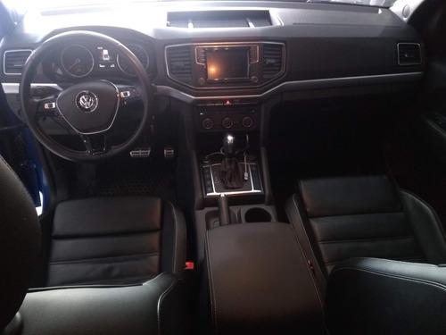 volkswagen amarok extreme v6 224cv 2019 impecable wb