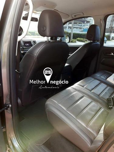 volkswagen amarok high. motion cd 2.0 4x4 diesel aut. 2017