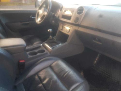 volkswagen amarok highilin pack 4x4 cuero manual