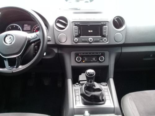 volkswagen amarok highlin cab. dob. 2.0l tdi 180 cv 4x4-gr