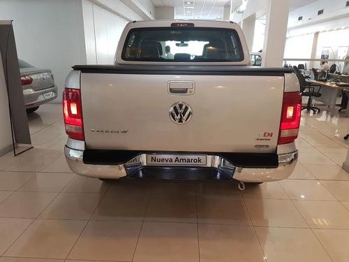 volkswagen amarok highline 2.0 4x4 automatica 0 km 2020 #23