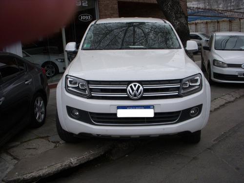 volkswagen amarok highline 2.0 l 180 cv