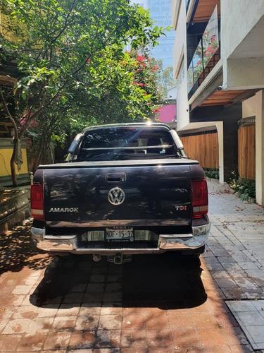 volkswagen amarok highline 2018 aut.