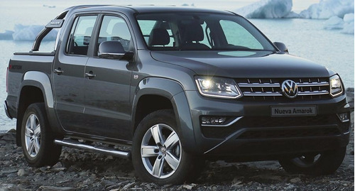 volkswagen amarok highline 4x2 manual doble cabina 0km