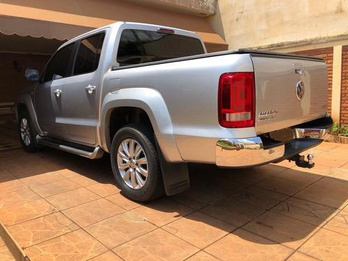 volkswagen amarok highline 4x4 2012 único dono automática