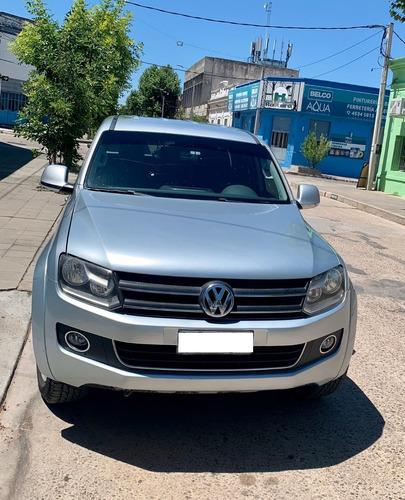 volkswagen amarok highline 4x4 a/t diesel