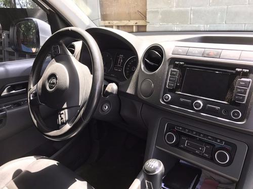 volkswagen amarok highline 4x4 con accesorios  francorm