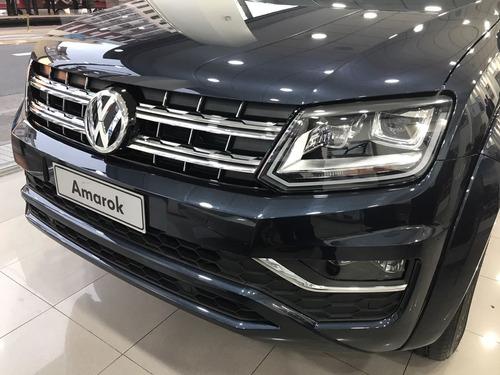 volkswagen amarok highline 4x4 financio te=11-5996-2463 0km