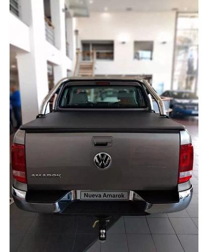 volkswagen amarok highline 4x4 manual 0km sauma vw oferta si
