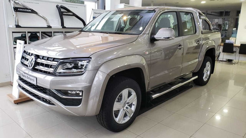 volkswagen amarok highline 4x4 manual 2.0 tdi balcarce