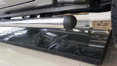 volkswagen amarok highline 4x4 manual 2.0 tdi romera hnos