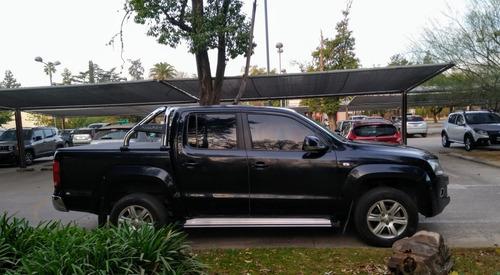 volkswagen amarok highline 4x4 primera mano