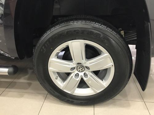 volkswagen amarok highline anticipo $1.966.000 11-5996-2463