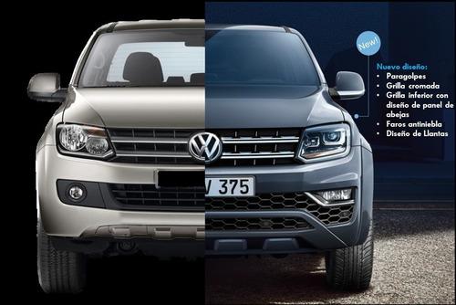 volkswagen amarok highline automatica 4x2 tdi 180cv 2017 0km