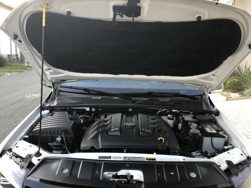 volkswagen amarok highline cab. dupla v6 4x4 aut. 4p