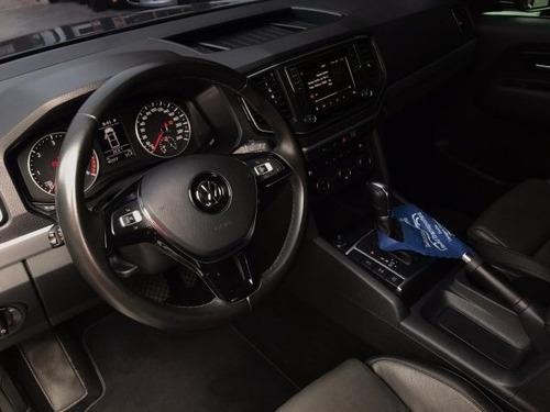 volkswagen amarok highline cd 4x4 2.0 16v turbo int..fam0088
