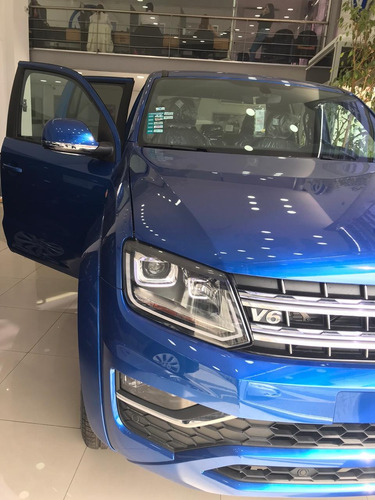 volkswagen amarok highline financio 0km v6 t=11-5996-2463