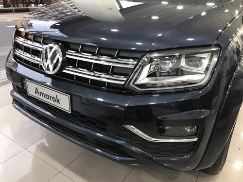 volkswagen amarok highline  financio cuotas fijas 0km 2019 7