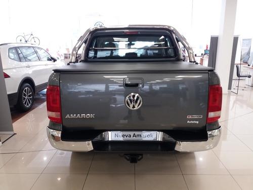 volkswagen amarok highline full 4x4 automatica 2021 jf a1