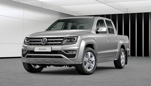 volkswagen amarok highline manual 4x2 2.0 tdi necochea