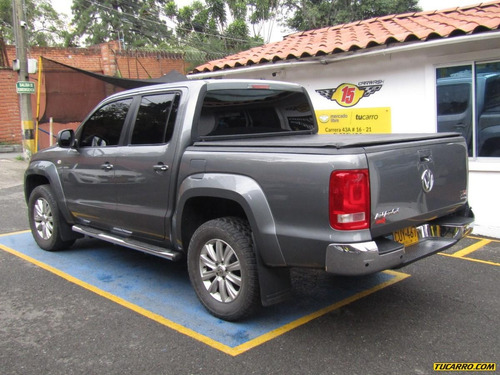 volkswagen amarok highline mt 2.0 biturbo dsl