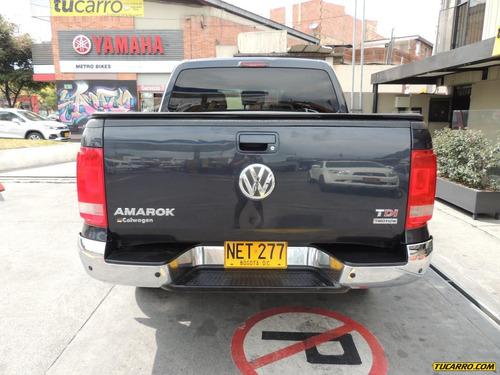 volkswagen amarok highline mt 2000cc 4x4 2td 2ab