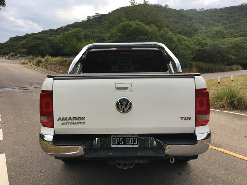 volkswagen amarok highline pack 4x2 at 2015