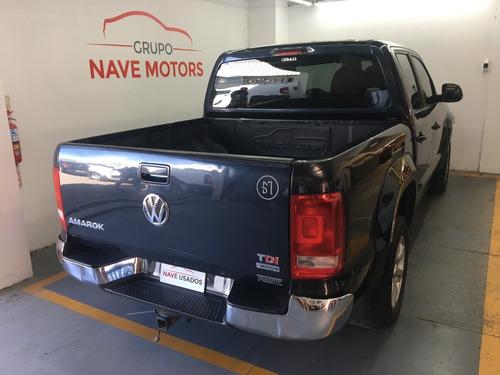 volkswagen amarok highline pack 4x4 tdi 2012 lmg