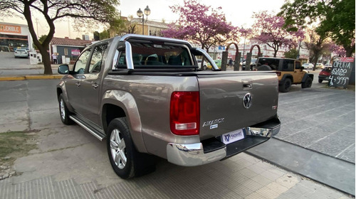 volkswagen amarok highline pack at 4x2 2018