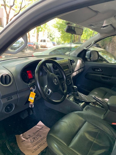 volkswagen  amarok highlinepack 4x4 2013