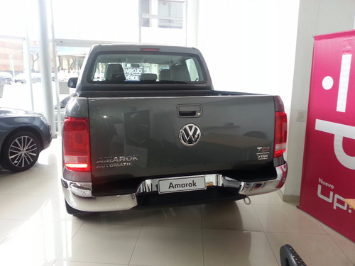 volkswagen amarok higline 2.0 180cv  aut 4x2 0km vw 2020