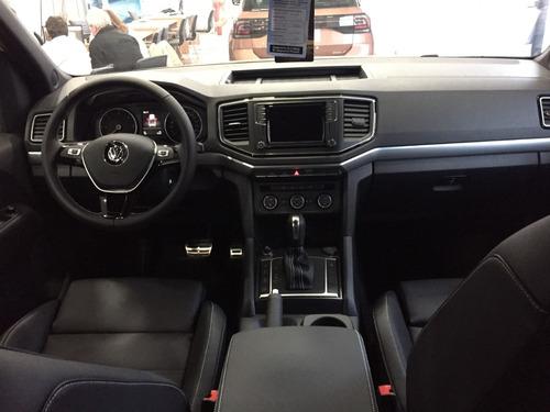 volkswagen amarok higline 2.0 cd tdi 180cv  at 4x2 0km 2020