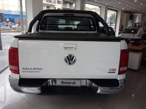 volkswagen amarok higline 2.0 tdi 180cv aut 4x2 0km vw 2020