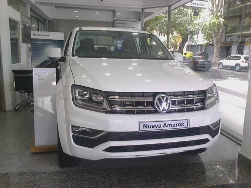 volkswagen amarok higline 4x2 automatica  2018