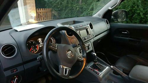 volkswagen amarok higline automatica 4x4 no ranger hilux 201