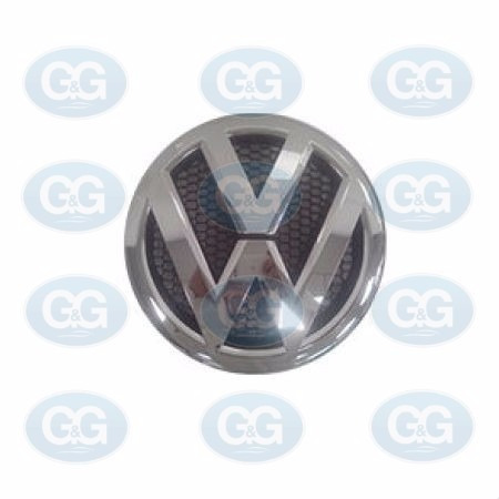 volkswagen amarok insignia careta original