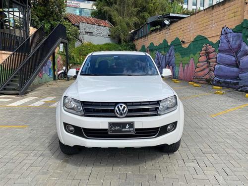 volkswagen amarok  modelo 2014 2.0 highline