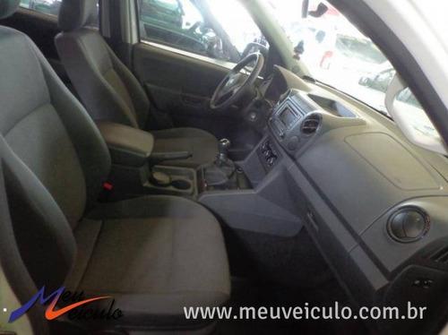 volkswagen amarok se 2.0 4x4 cabine dupla 2014 branco