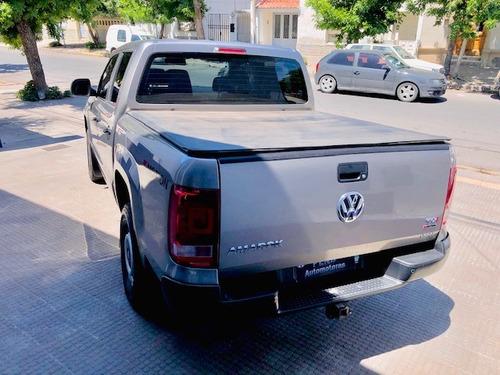 volkswagen amarok starline 2.0 td 4x4 d/c pack ele km 69000