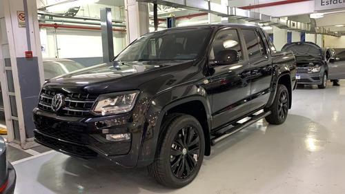 volkswagen amarok t=11-5996-2463 black v6 258cv leasing 0km