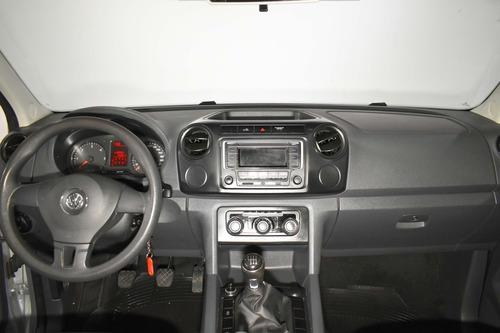 volkswagen amarok tdi 140cv 4x2 startline 2015 rpm moviles