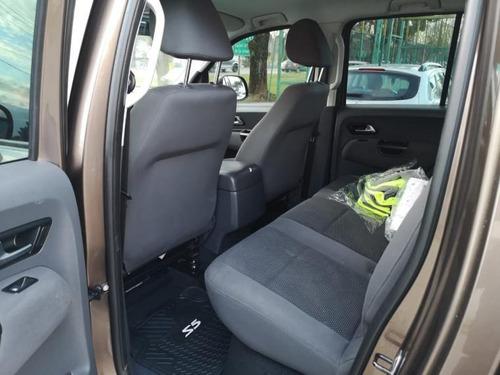 volkswagen amarok  tdi 4x4 diesel full ac 2015