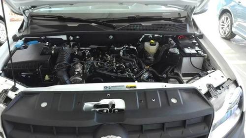volkswagen amarok trendline 0km dc 140cv 4x2 2020 manual vw