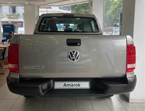 volkswagen amarok trendline 0km entrega inmediata tasa 0% 5