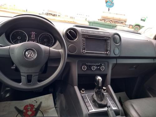 volkswagen amarok trendline 13/14 automatica 180 cv